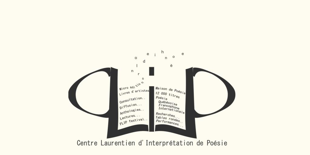 Centre Laurentien d'interprétation de Poésie www.clippoesie.com